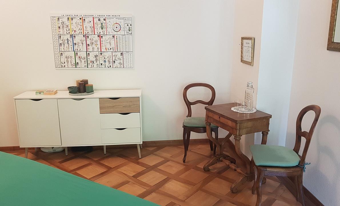 Kinesiology practice Gemeindestrasse 26 Zürich Lucie Papikova stress therapist