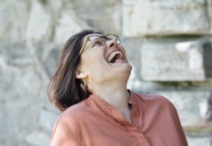 STRESS RELEASE BY LAUGHTER