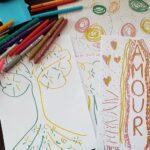 Dessiner à deux mains – Crayonnage en miroir