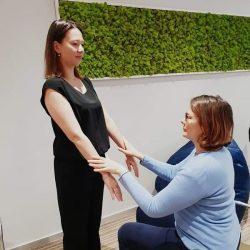 test musculaire kineioslogie Lucie Papikova